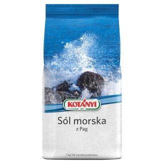 Kotányi Sea Salt from Pag 1 kg