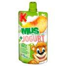 Kubuś Mus + Jogurt jabłko brzoskwinia banan 80 g