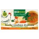 Biooaza Eko Kostka rosołowa drobiowa 66 g (6 sztuk)