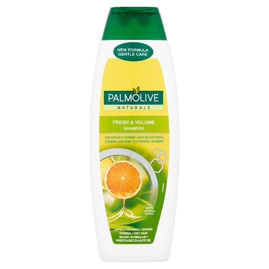 Palmolive Naturals Fresh & Volume Szampon 350 ml