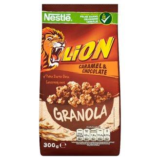 Nestlé Lion Granola Płatki śniadaniowe 300 g