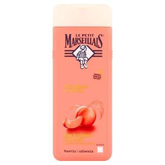 Le Petit Marseillais White Peach & Nectarine Gentle Shower Gel 400 ml