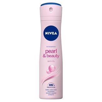 NIVEA Pearl and Beauty 48 h Antyperspirant w aerozolu dla kobiet 150 ml
