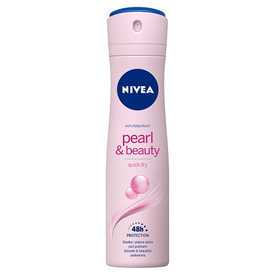 NIVEA Pearl & Beauty Antyperspirant w aerozolu 150 ml