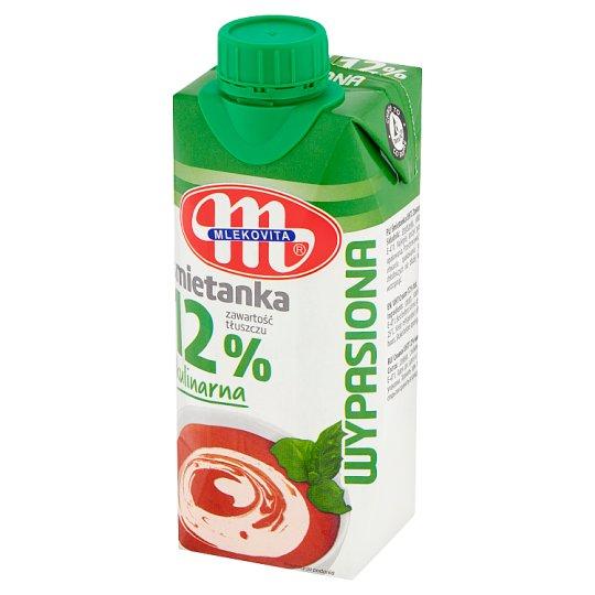Mlekovita Wypasiona Śmietanka 12% 330 ml