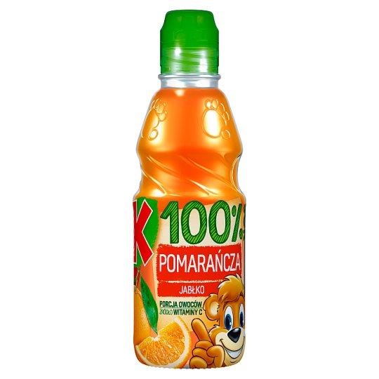 Kubuś 100% Orange with Apple Juice 300 ml