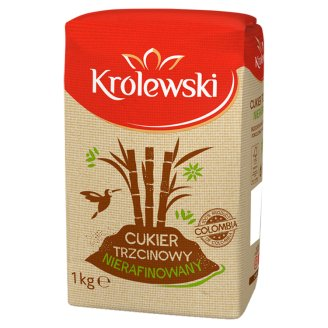 Cukier Królewski Cane Sugar 1 kg