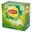 Lipton Springy Mint Flavoured Green Tea 32 g (20 Tea Bags)