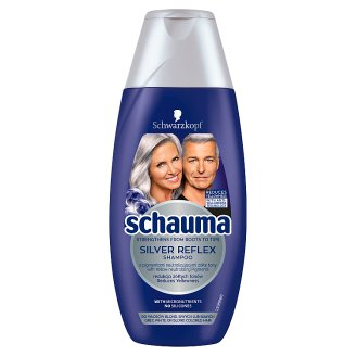 Schauma Silver Reflex Anti-Yellowness Shampoo 250 ml