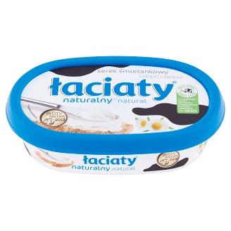 Łaciaty Natural Cream Cheese 135 g