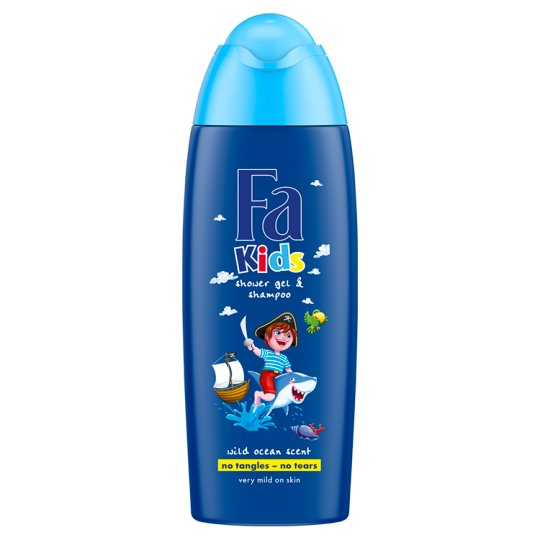 Fa Kids Pirate Żel pod prysznic 250 ml