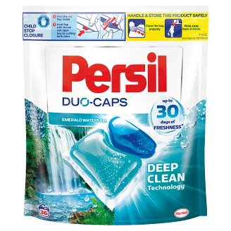 Persil Duo-Caps Emerald Waterfall Kapsułki do prania 900 g (36 prań)