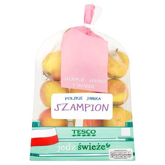 Tesco Polish Apple Champion 2 kg