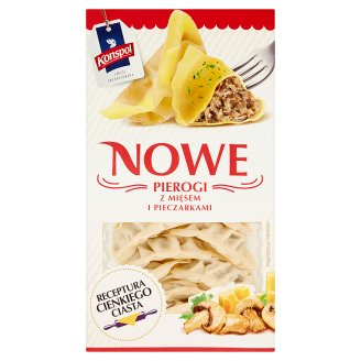 Konspol Nowe Dumplings with Meat and Mushrooms 230 g