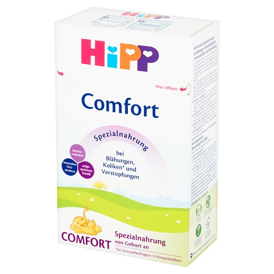 HiPP Comfort Combiotik 1 Powdered Milk for Newborns from Birth 500 g