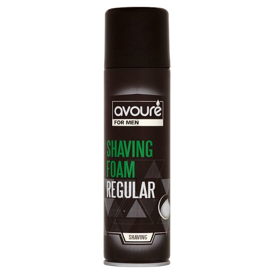 Avoure for Men Regular Shaving Foam 250 ml