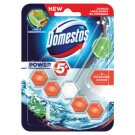 Domestos Power 5+ Lime & Cedarwood Kostka toaletowa 55 g