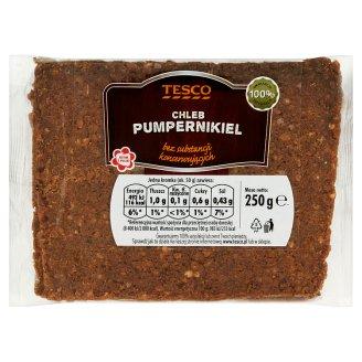 Tesco Pumpernickel Bread 250 g