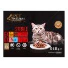 Tesco Pet Specialist Premium Karma dla dorosłych sterylizowanych kotów kawałki w sosie 12 x 85 g