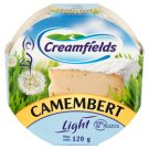 Creamfields Light Camembert Cheese 120 g