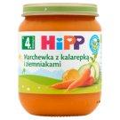 HiPP BIO Marchewka z kalarepką i ziemniakami po 4. miesiącu 125 g