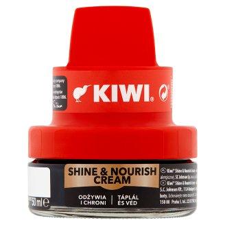 Kiwi Krem do obuwia czarny 50 ml