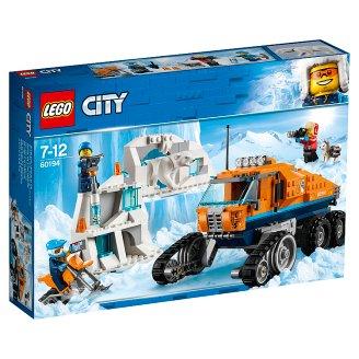 LEGO City Arctic Expedition Arktyczna terenówka zwiadowcza 60194