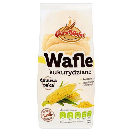 Eurowafel Corn Wafers 100 g