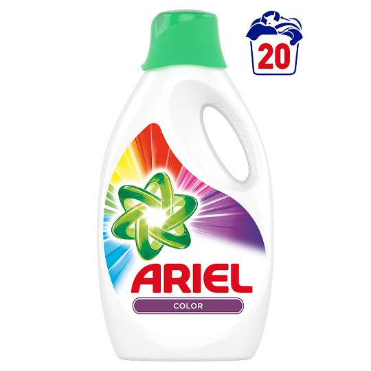 Ariel Washing Liquid Color  1.1 L, 20 Washes, Gives You Outstanding Stain Removal In The First Wash