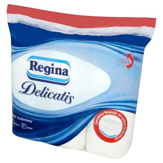 Regina Delicatis Toilet Paper 4-Ply 9 Rolls