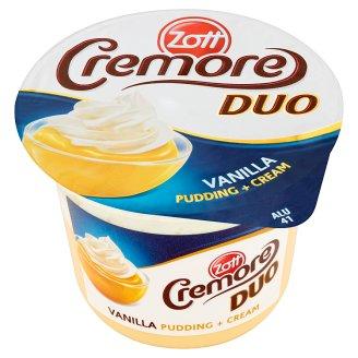 Zott Cremore Duo Vanilla Pudding with Whipped Cream 200 g