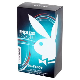 Playboy Endless Night Eau de Toilette for Him 100 ml