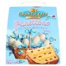 Granducale Panettone Włoski specjał Ciasto drożdżowe z rodzynkami nadziewane kremem pâtissière 750 g