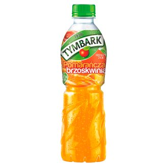 Tymbark Orange and Peach Fruit Drink 500 ml