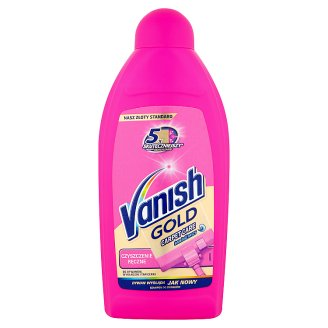 Vanish Gold Carpet Care Breeze Freshness Hand Cleaning Shampoo for Carpets 500 ml