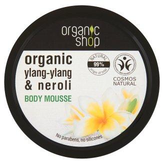Organic Shop Kwiaty z Bali Mus do ciała 250 ml