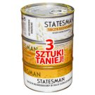 Statesman Shredded Tuna in Sunflower Oil 3 x 185 g
