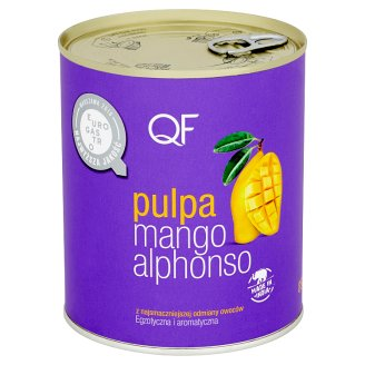 QF Alphonso Mango Pulp 850 g