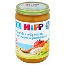 HiPP Kluseczki z rybą morską i warzywami w pomidorach po 11. miesiącu 220 g