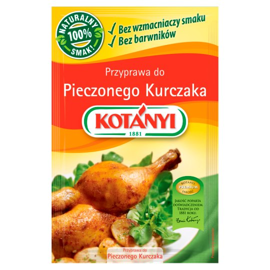 Kotányi Roast Chicken Seasoning 30 g
