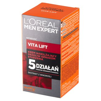L'Oréal Paris Men Expert Vita Lift 5 40+ Anti-aging Moisturizing Cream 50 ml