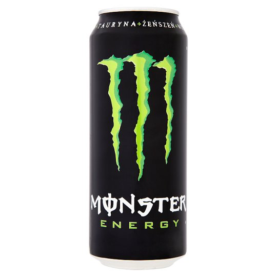 Monster Energy Drink 500 ml