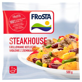 FRoSTA Steakhouse American Dish 500 g