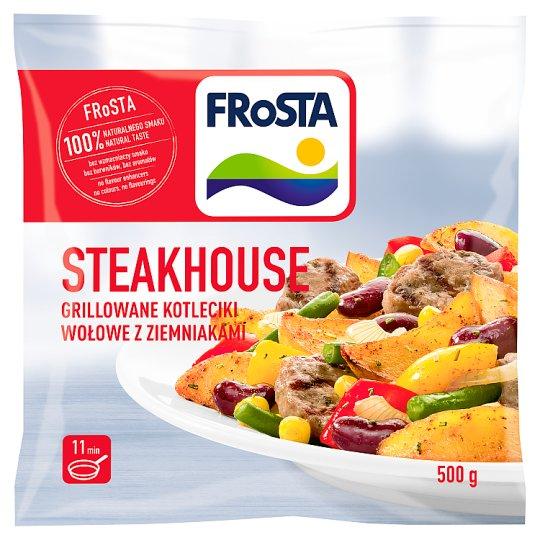 FRoSTA Steakhouse American Dish 500 g