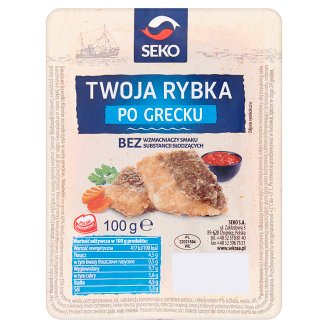 Seko Your Fish in Greek Style 100 g