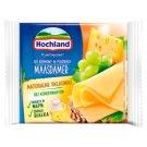Hochland Maasdamer Cream Cheese in Slices 130 g (8 Pieces)