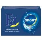 Fa Energizing Sport Bar Soap 90 g
