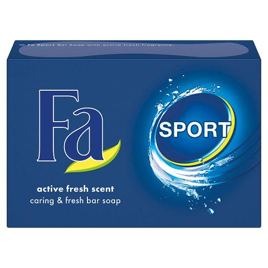 Fa Energizing Sport Mydło w kostce 90 g