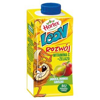 Hortex Leon Apples Mango Pears Multifruit Drink 200 ml