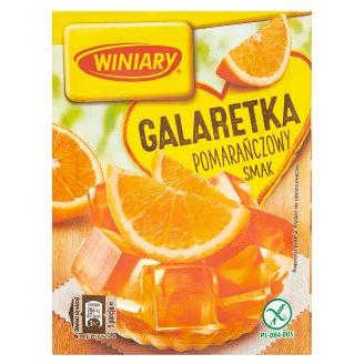 Winiary Orange Flavoured Jelly 71 g